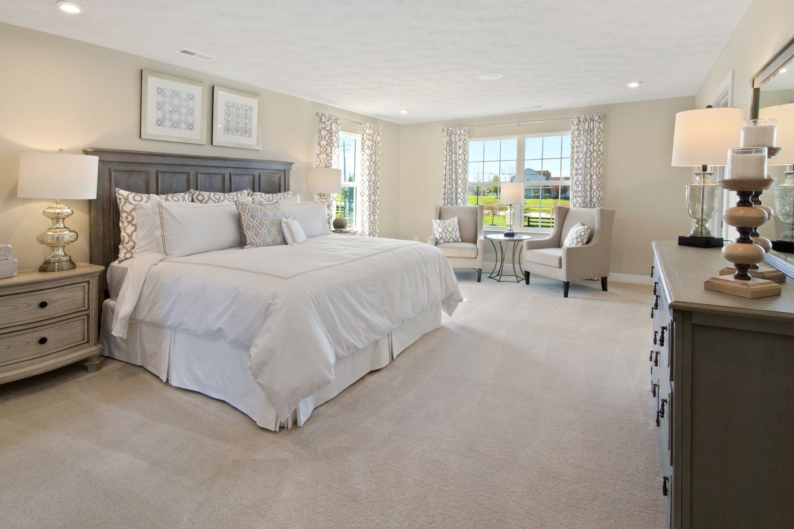 Bedroom featured in the Columbia By Ryan Homes in Norfolk-Newport News, VA