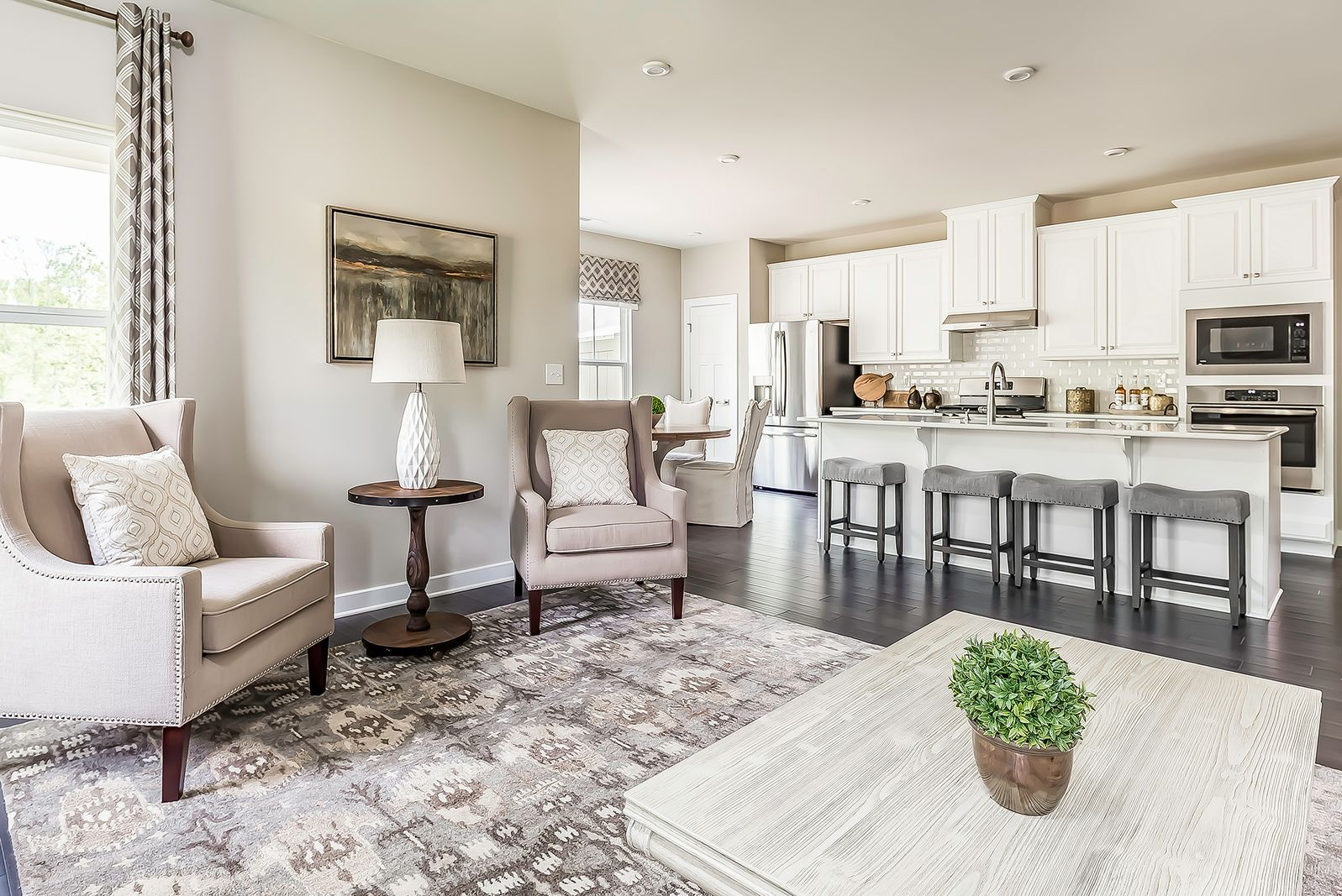 Living Area featured in the Bramante Ranch By Ryan Homes in Washington, VA