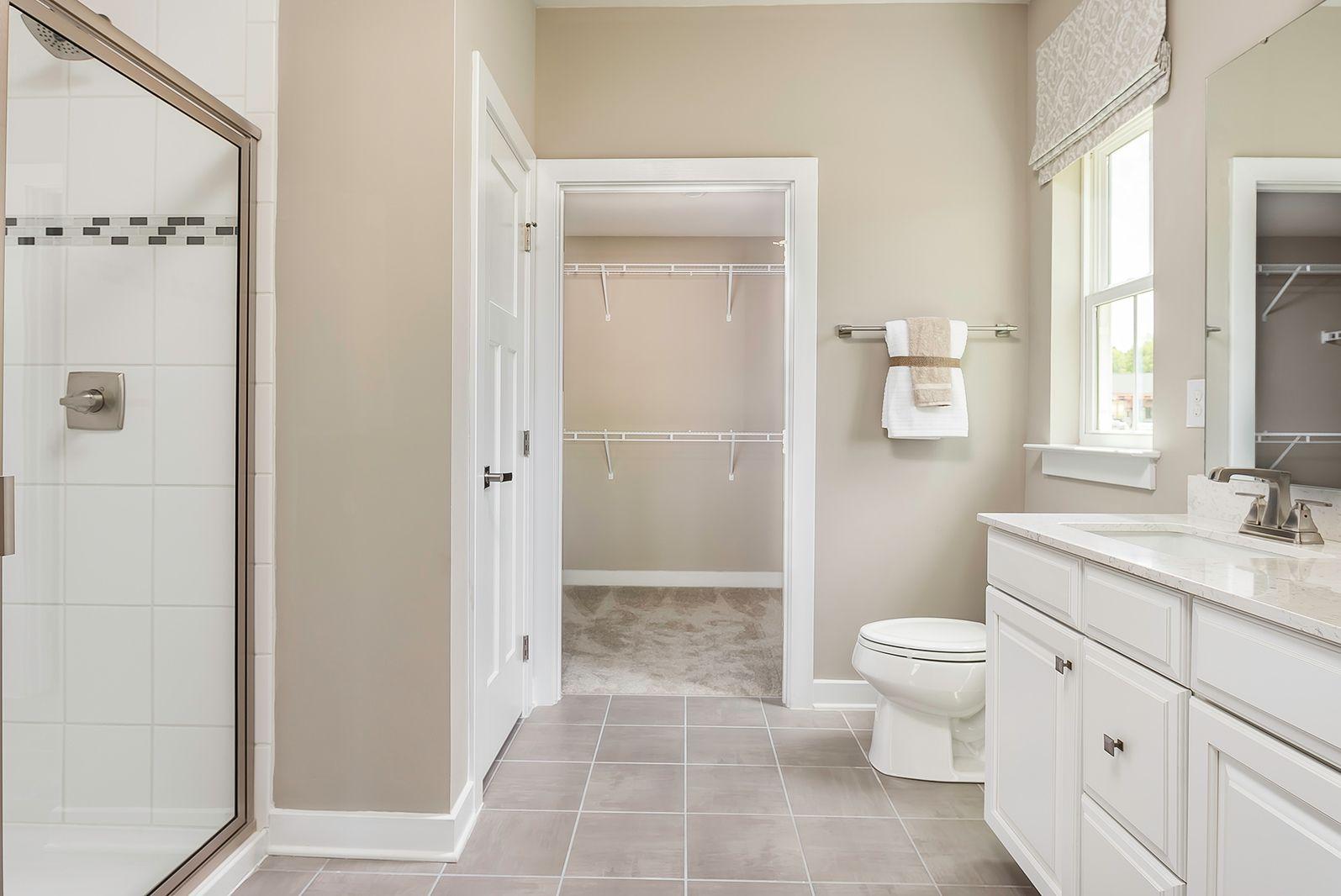 Bathroom featured in the Bramante Ranch By Ryan Homes in Washington, VA