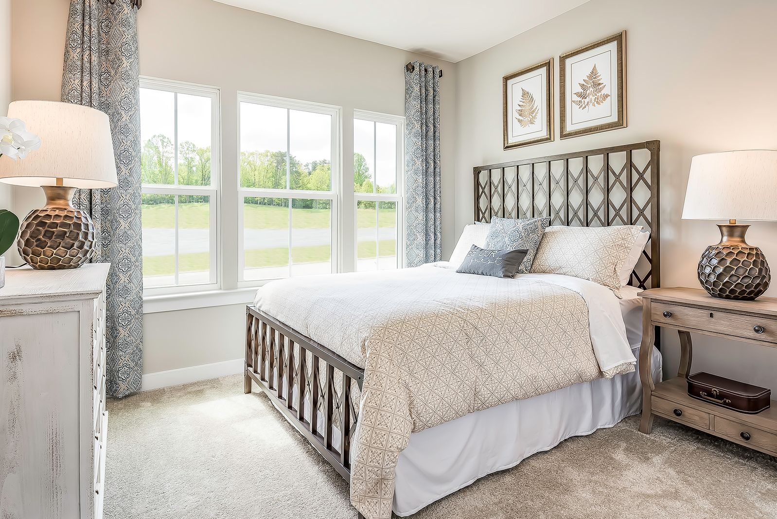 Bedroom featured in the Bramante Ranch By Ryan Homes in Washington, VA