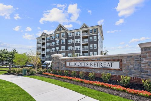 Ellicott's Retreat – 55+ Active Adult Garage Condos by Ryan Homes in Baltimore Maryland