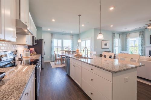 Kitchen-in-Bramante 2-Story-at-North Village Crossing-in-Sparta