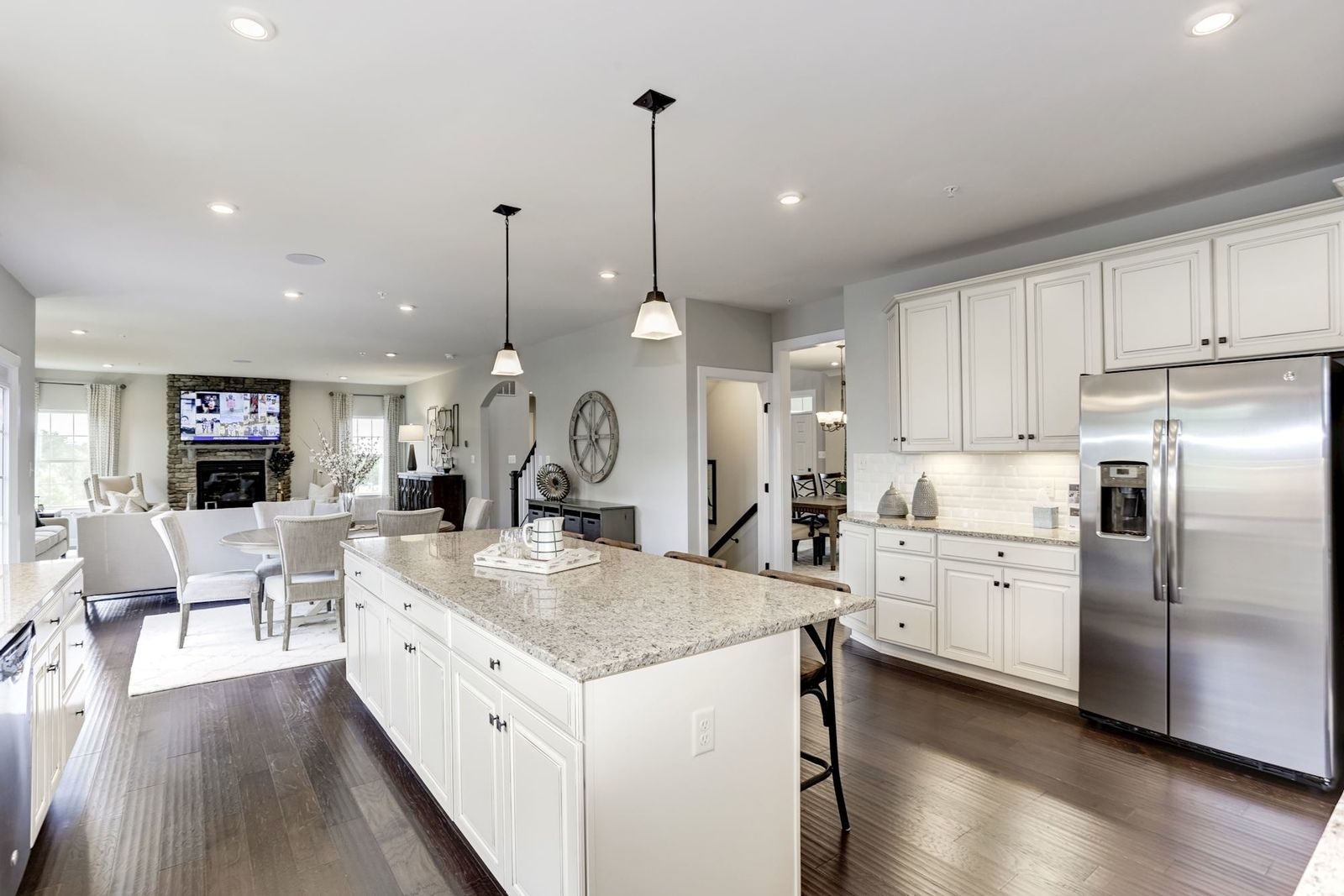 Kitchen featured in the Corsica By Ryan Homes in Washington, MD