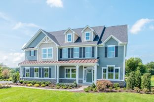 Versailles - Silver Wind Estates: Bear, Delaware - Ryan Homes