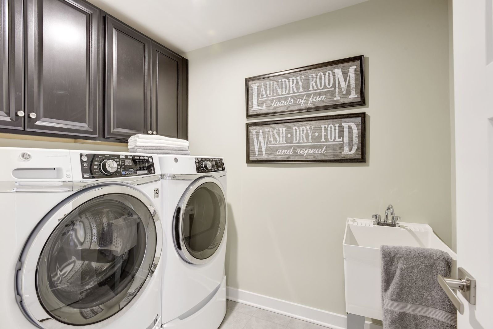 Laundry-in-Normandy-at-Creekside at Winding Creek-in-Centerville