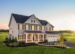 Normandy - Woodberry Manor: Spotsylvania, District Of Columbia - Ryan Homes