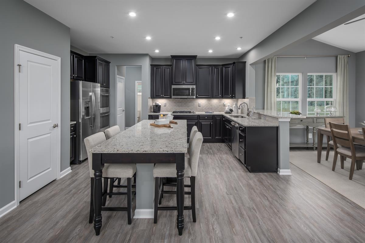 Kitchen-in-Ravenna-at-Meadows at Greenwich Crossing-in-Mount Royal
