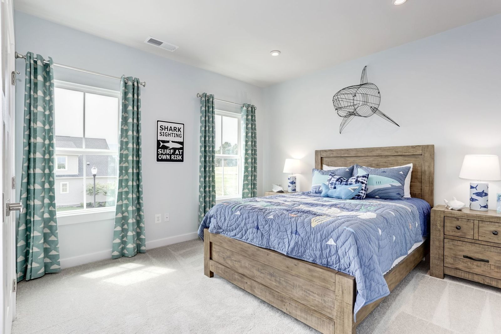 Bedroom featured in the Salinger By Ryan Homes in Richmond-Petersburg, VA