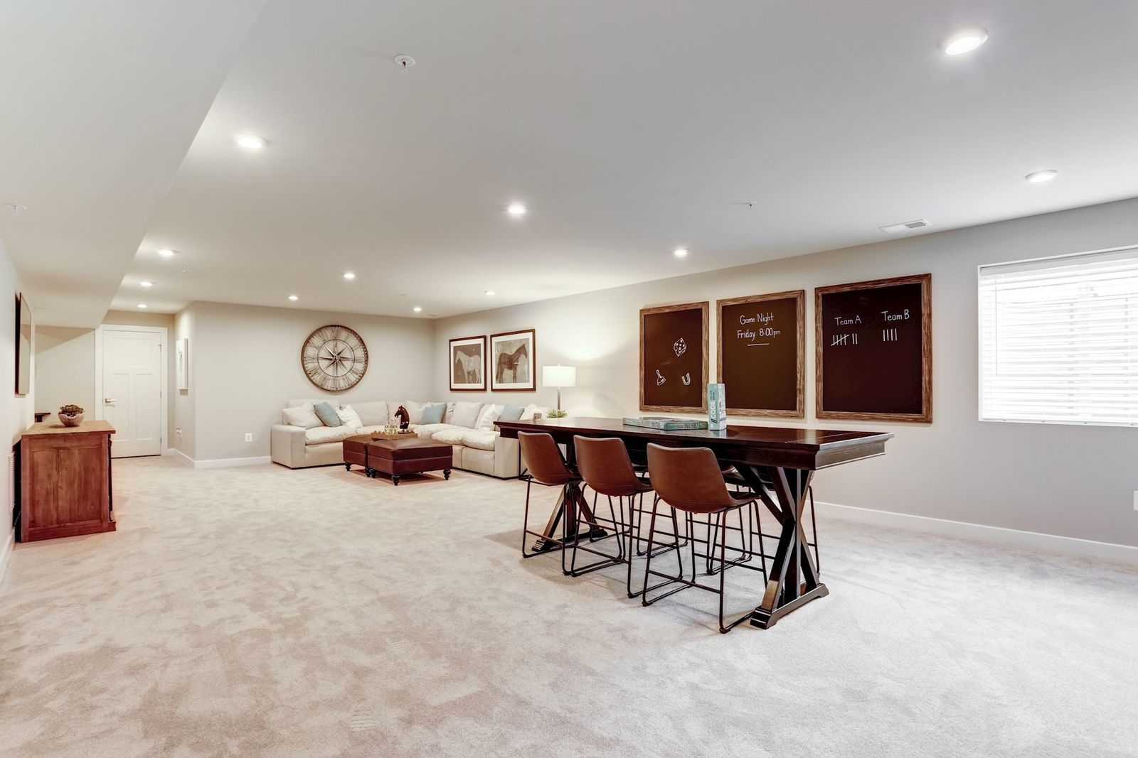 Living Area featured in the Salinger By Ryan Homes in Washington, VA