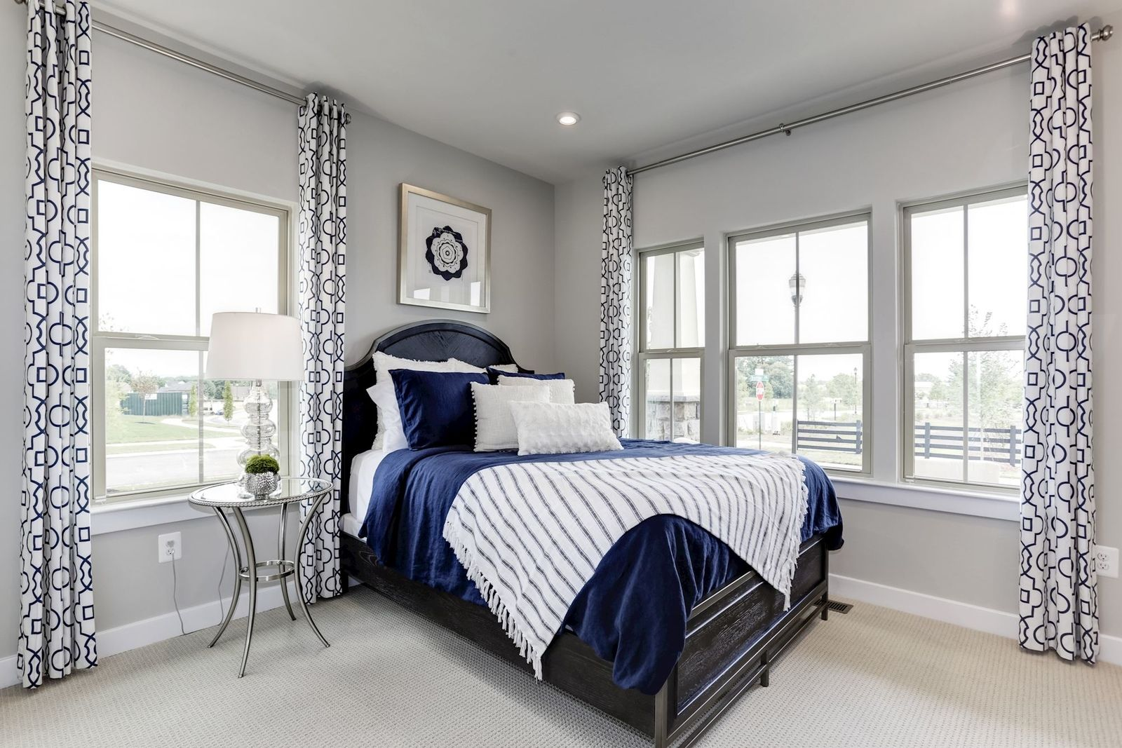 Bedroom featured in the Palladio 2 Story By Ryan Homes in Philadelphia, NJ