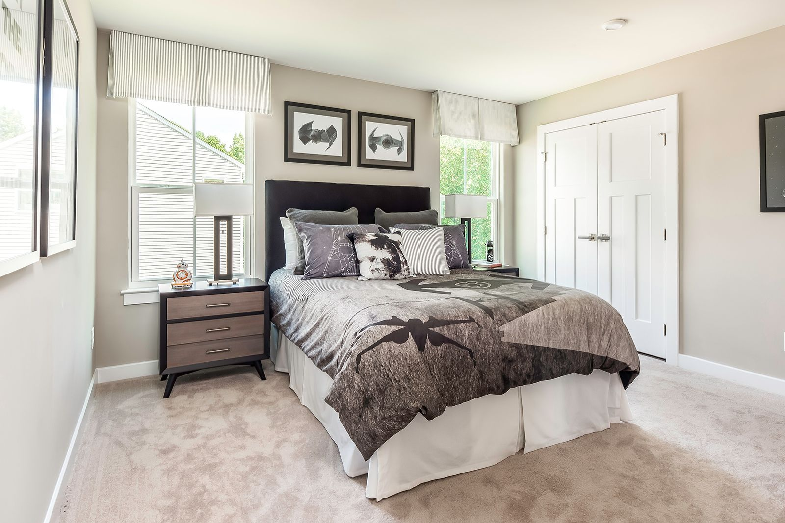 Bedroom featured in the Hudson By Ryan Homes in Dover, DE