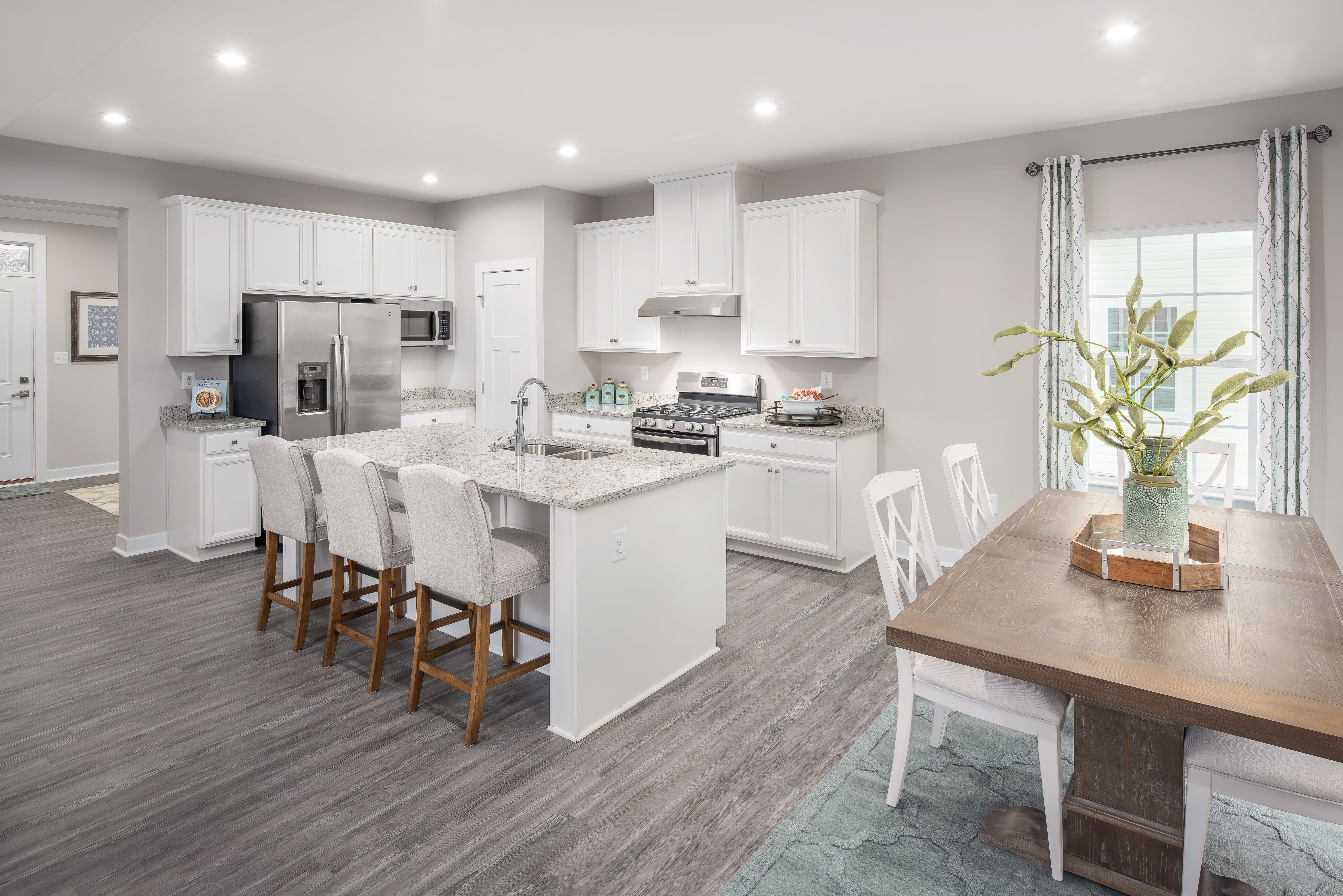 Kitchen featured in the Ballenger By Ryan Homes in Rochester, NY