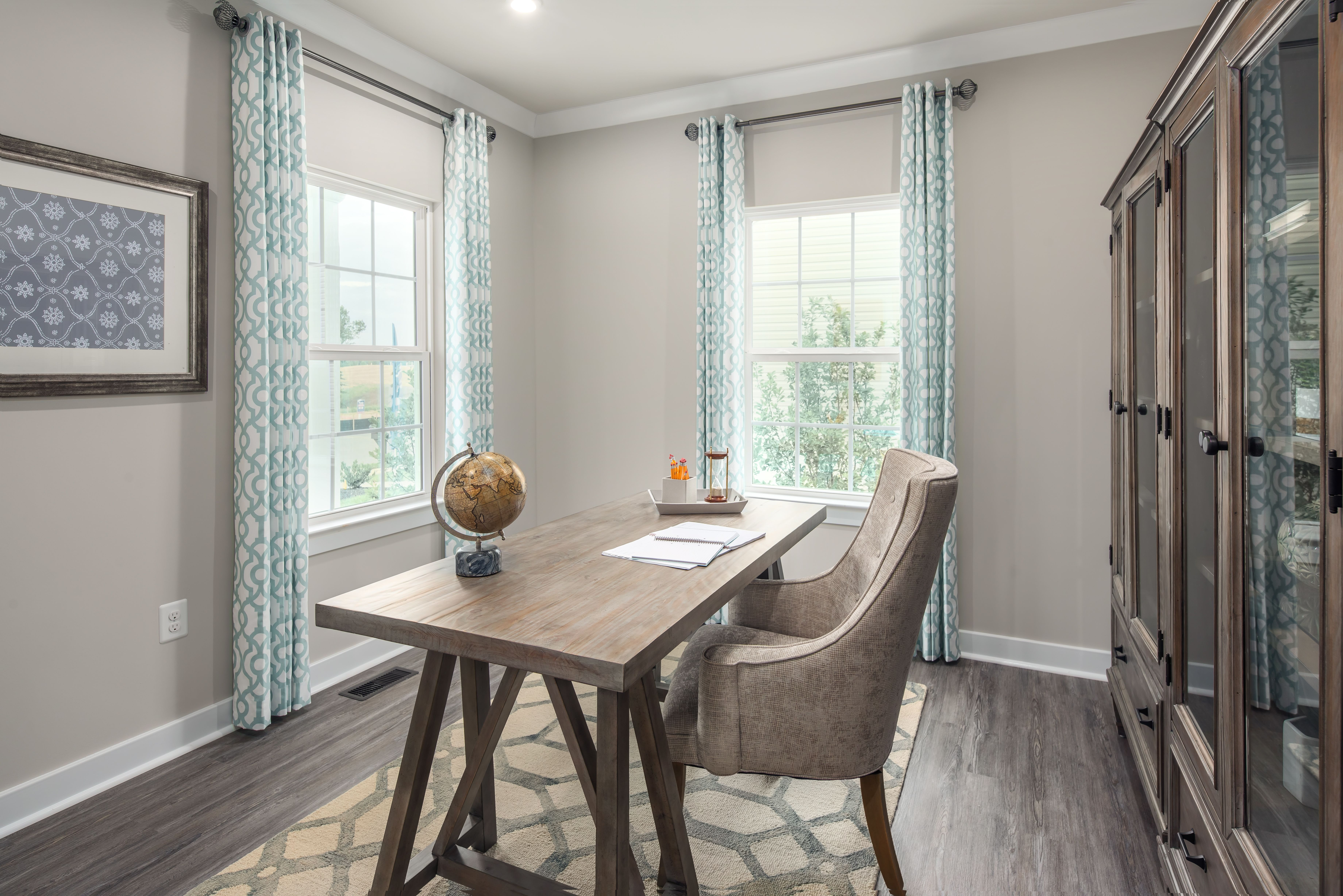 Living Area featured in the Ballenger By Ryan Homes in Washington, VA