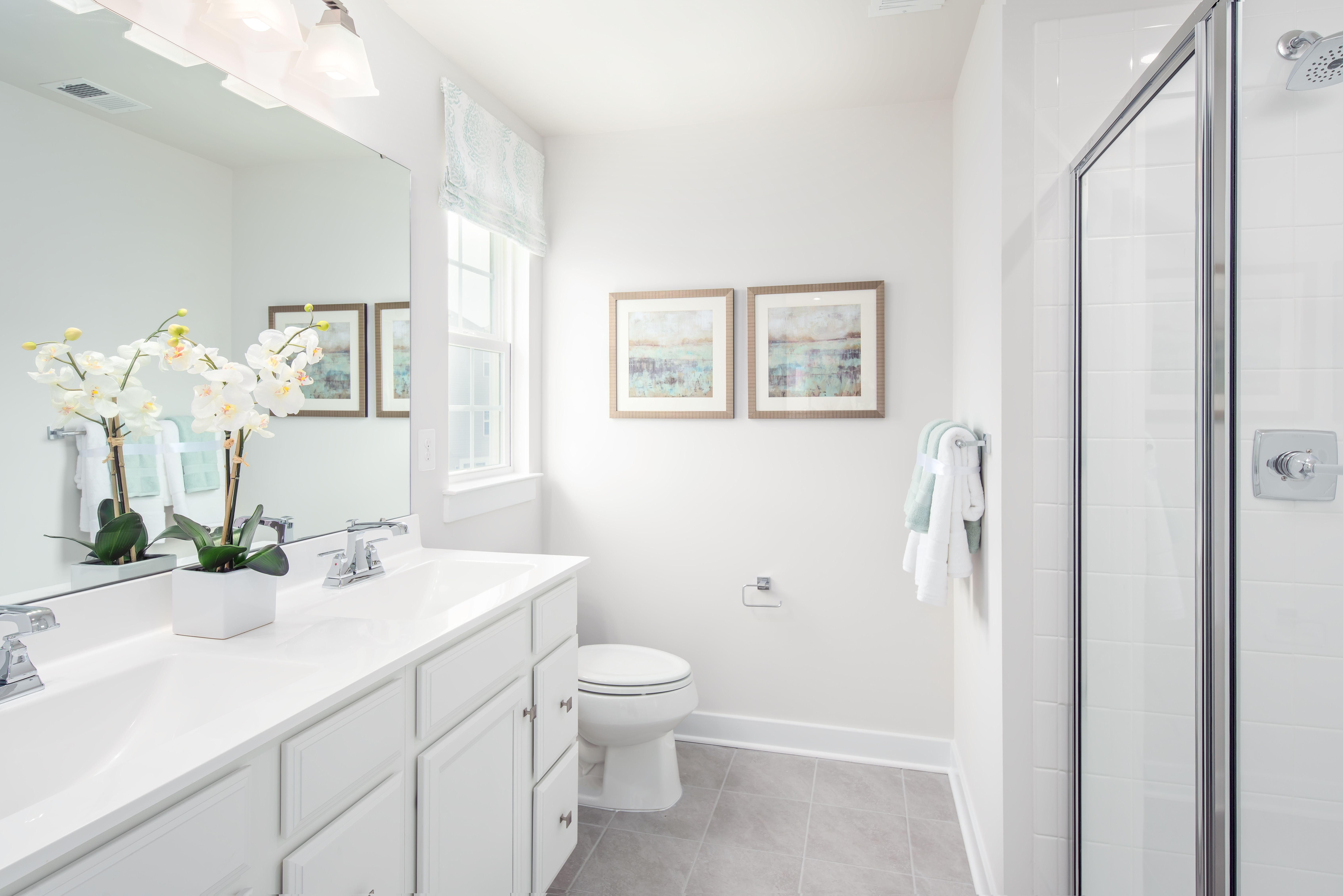 Bathroom featured in the Ballenger By Ryan Homes in Washington, VA
