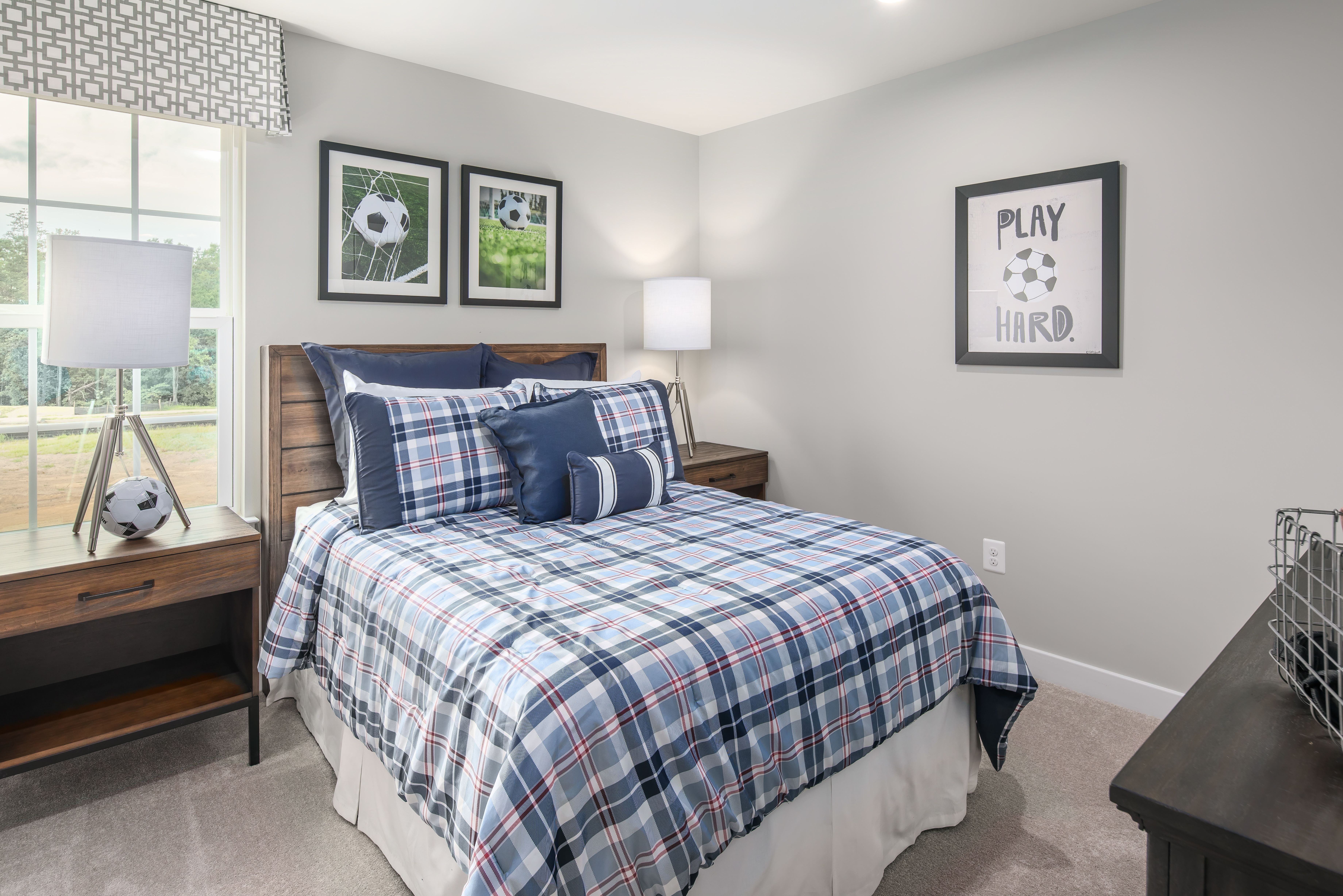 Bedroom featured in the Ballenger By Ryan Homes in Washington, VA