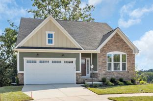 Andover - Twin Oaks: Sarver, Pennsylvania - Ryan Homes
