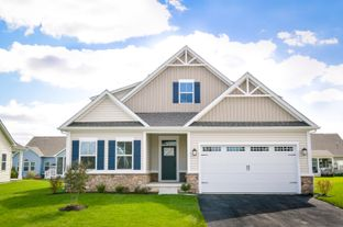 Palladio 2 Story - Two Rivers - 55+ Single Family Homes: Odenton, District Of Columbia - Ryan Homes