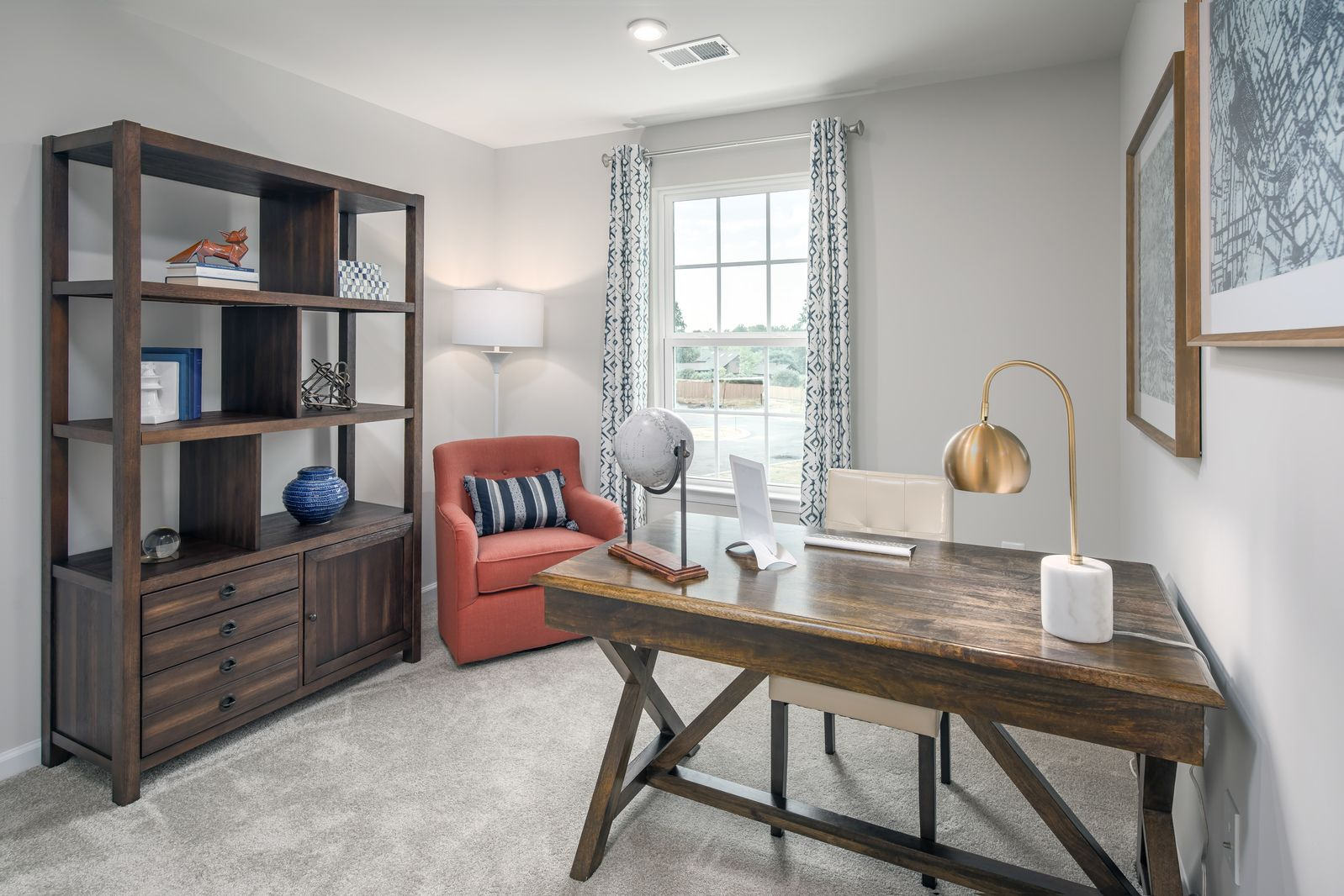 Living Area featured in the Schubert By Ryan Homes in Washington, VA