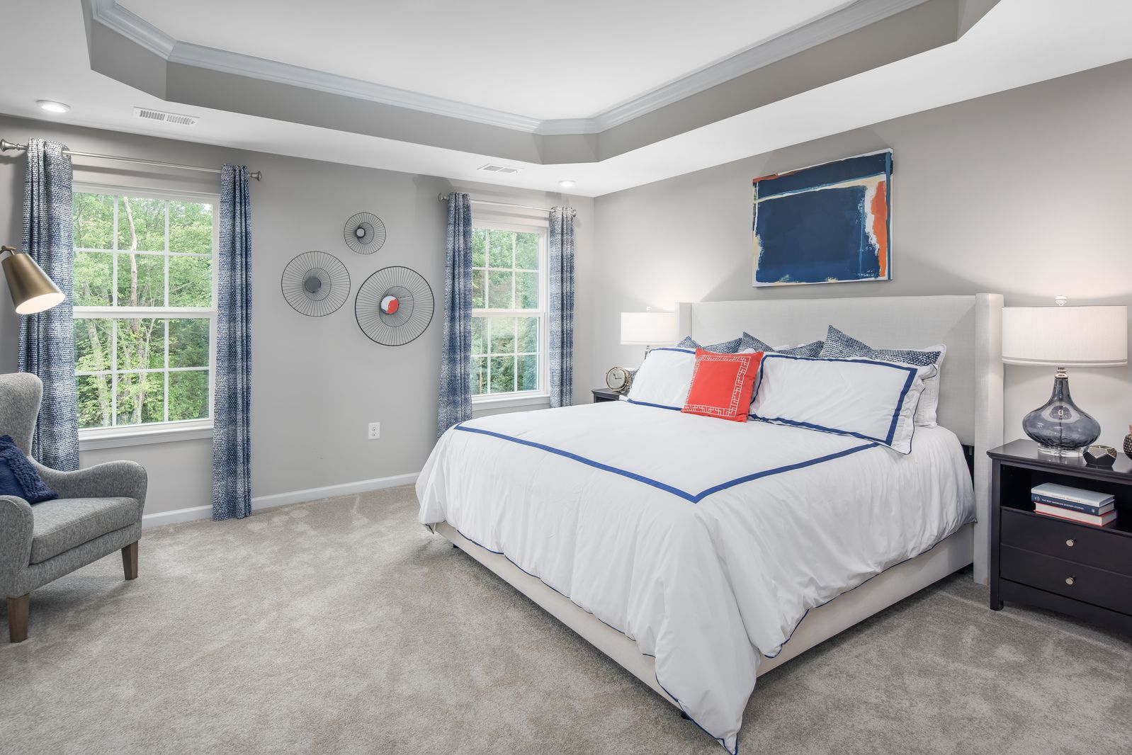 Bedroom featured in the Schubert By Ryan Homes in Washington, VA
