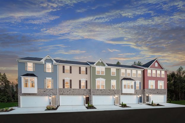 WELCOME TO WHEATLAND STATION - SELLING QUICKLY!:The area's only 2-car garage townhomes, less than 1 mile to the Spotsy VRE, close to I-95, shops, dining & 0% down financing options!Click here to schedule your visit.