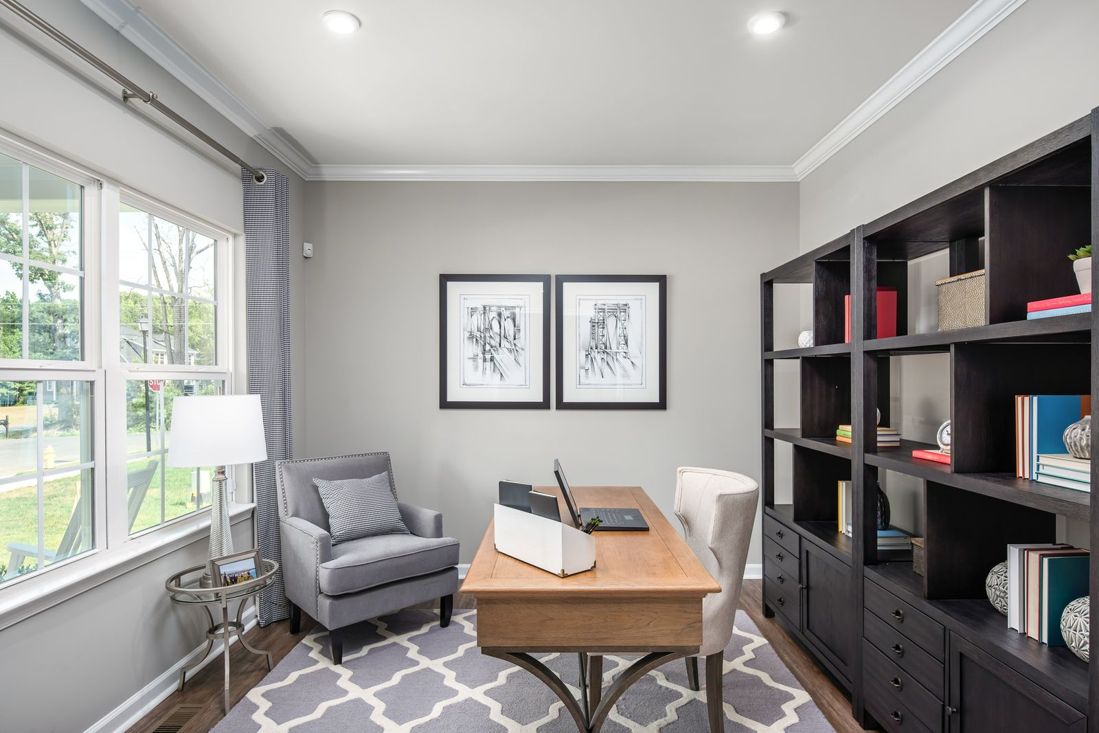 Living Area featured in the Columbia By Ryan Homes in Philadelphia, PA