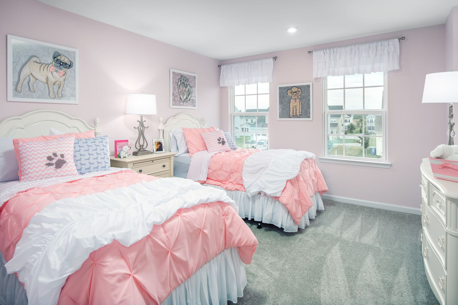 Bedroom featured in the Columbia By Ryan Homes in York, PA