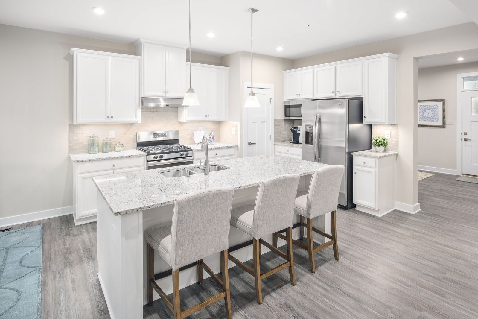 Kitchen featured in the Ballenger By Ryan Homes in Cincinnati, OH