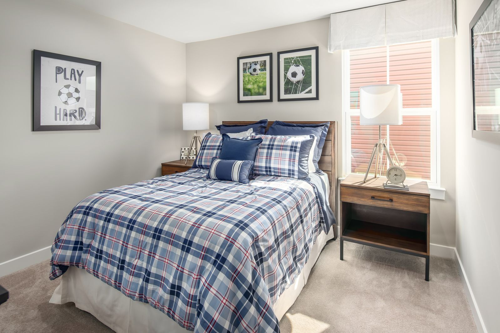 Bedroom featured in the Ballenger By Ryan Homes in Cincinnati, OH