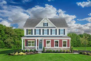 Columbia - Grove Crossing: Chester, Virginia - Ryan Homes