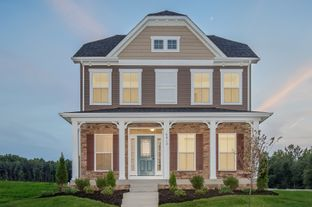 Robert Frost - Courthouse Commons Single-Family Homes: Spotsylvania, District Of Columbia - Ryan Homes