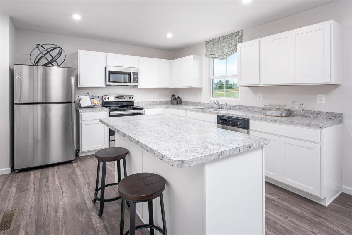 Kitchen-in-Plan 2203-at-Whittington Forest-in-Petersburg