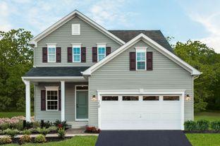 Ballenger - Stone Hill Meadows: Macungie, Pennsylvania - Ryan Homes