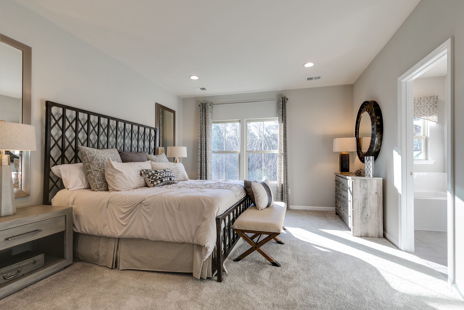 Bedroom featured in the Strauss Attic By Ryan Homes in Baltimore, MD