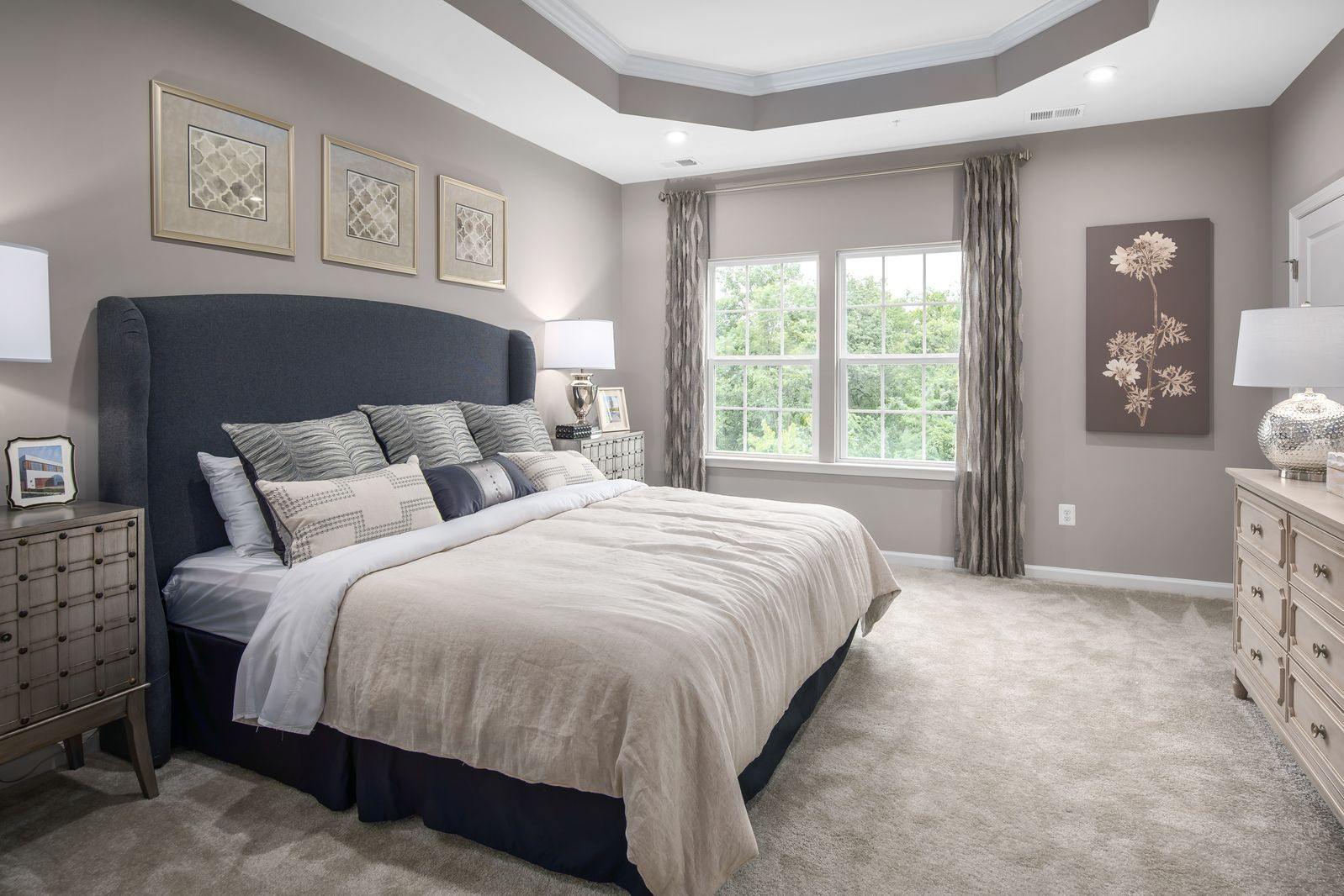 Bedroom featured in the Mozart By Ryan Homes in Philadelphia, NJ