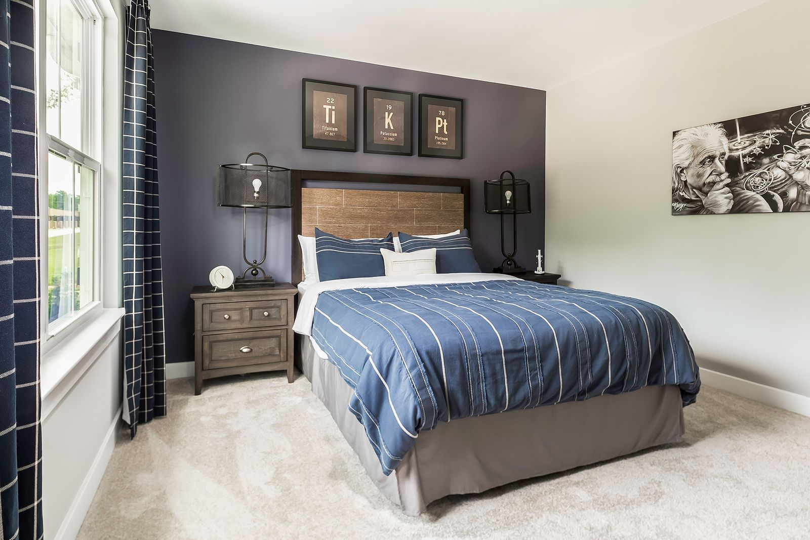 Bedroom featured in the Hudson By Ryan Homes in Cleveland, OH