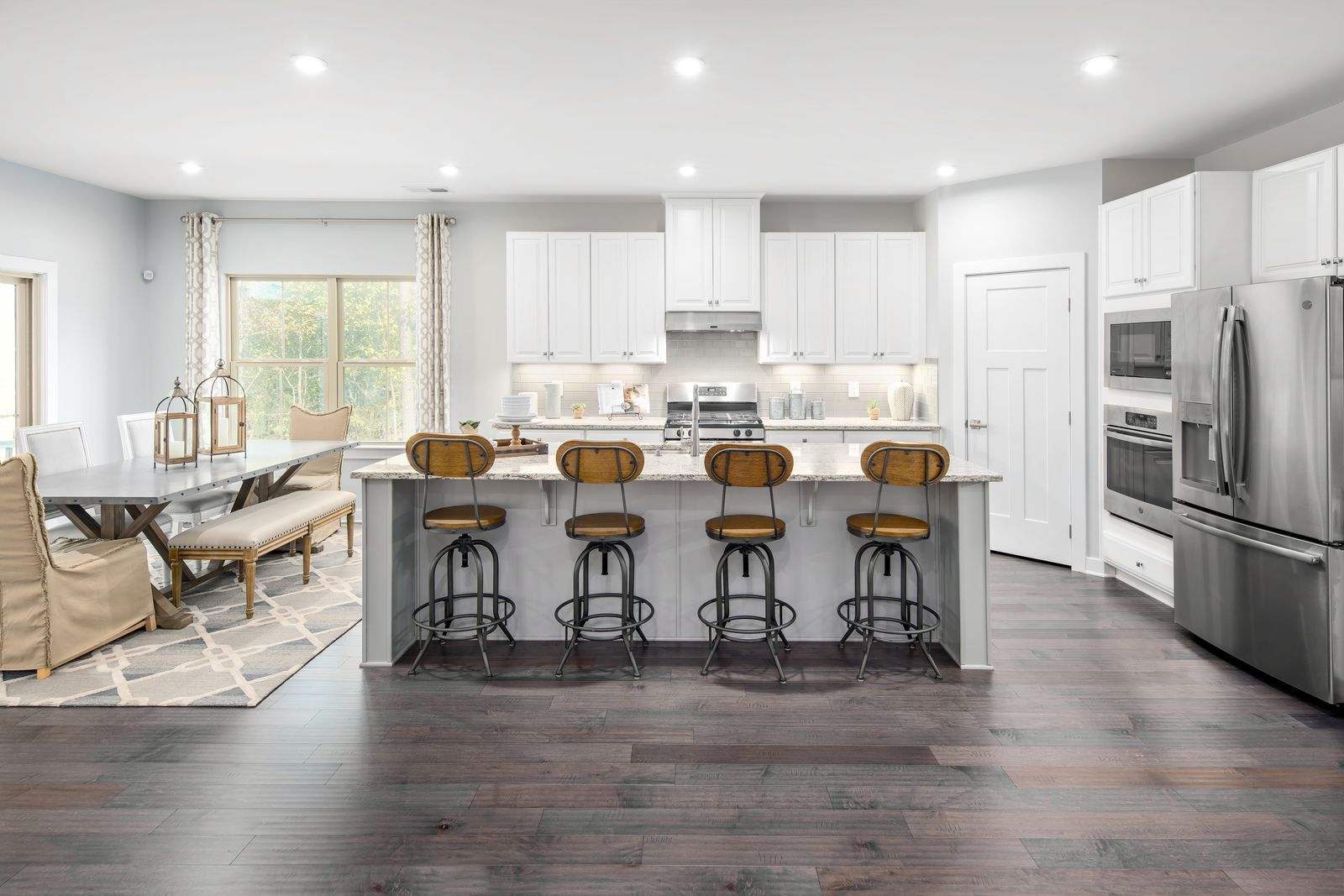 Kitchen featured in the Lehigh at The Preserve By Ryan Homes in Richmond-Petersburg, VA