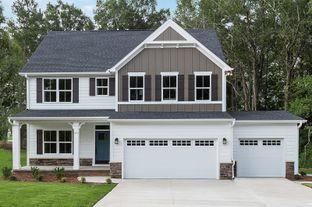 Hudson with Full Basement - Briar Creek Estates: Whiteland, Indiana - Ryan Homes
