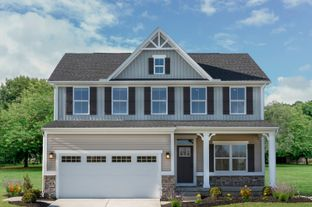 Columbia - Mason Oaks: Wake Forest, North Carolina - Ryan Homes