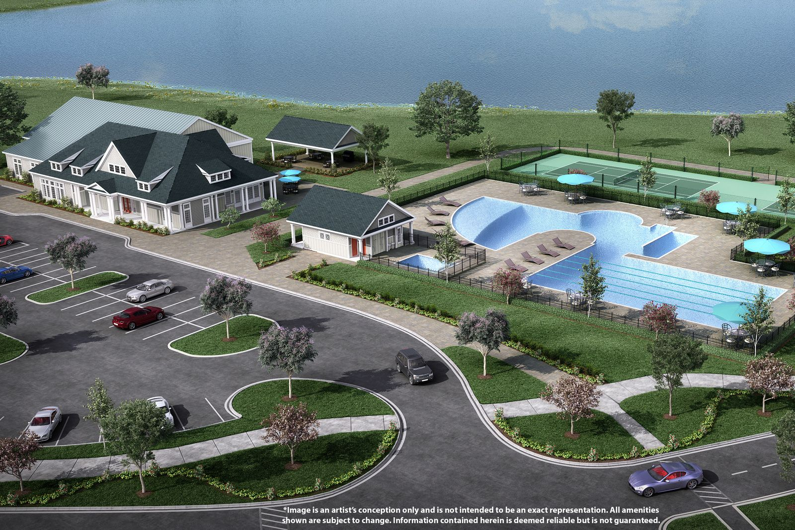'Two Rivers - All Ages Single Family Homes' by Ryan Homes-BLS in Baltimore