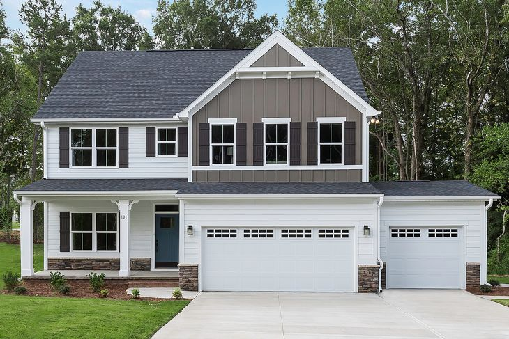 Welcome home to William Trace:Just minutes from US-31, dining& shopping. Craftsman style 2-story& ranch homes, slab or basements, optional 3-car garages & amenities from mid $200s!Click here to schedule your visit.