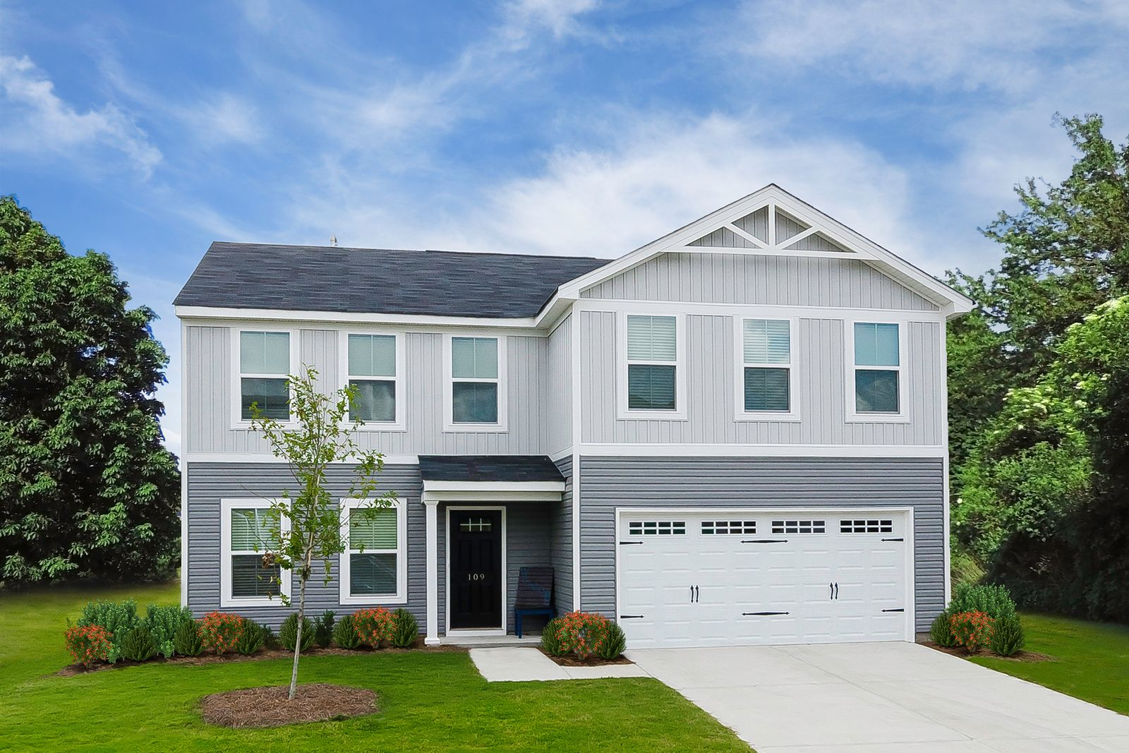 Own a brand new home for less than rent with ALL appliances included!