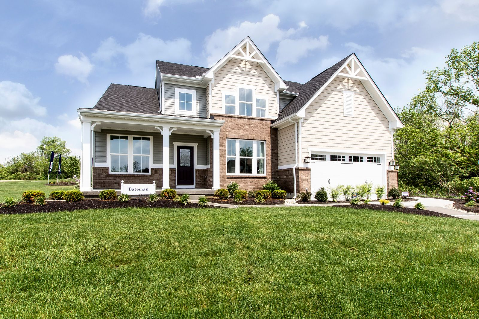 Exterior featured in the Bateman By Ryan Homes in Richmond-Petersburg, VA