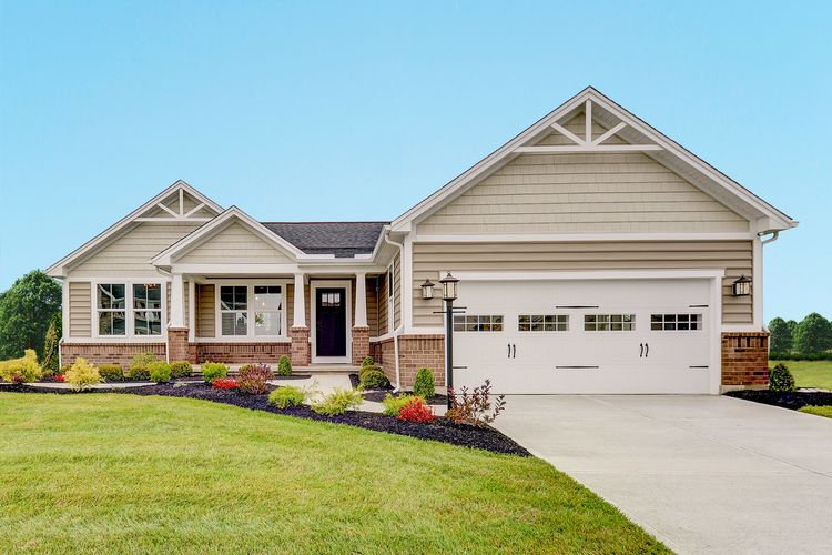 Living Area featured in the Aviano–1/4-Acre By Ryan Homes in Cleveland, OH