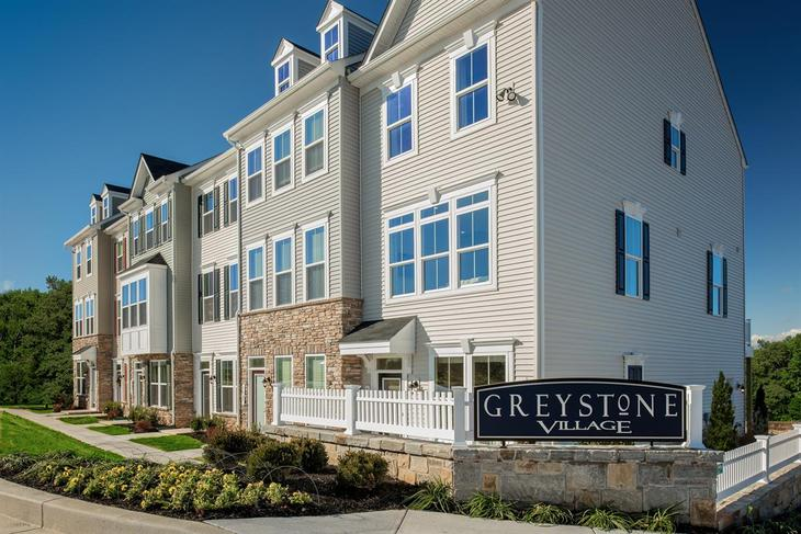 Welcome to Greystone:Brand new townhomes offer a 1 or 2 car garage in a prime location with the price you can afford!