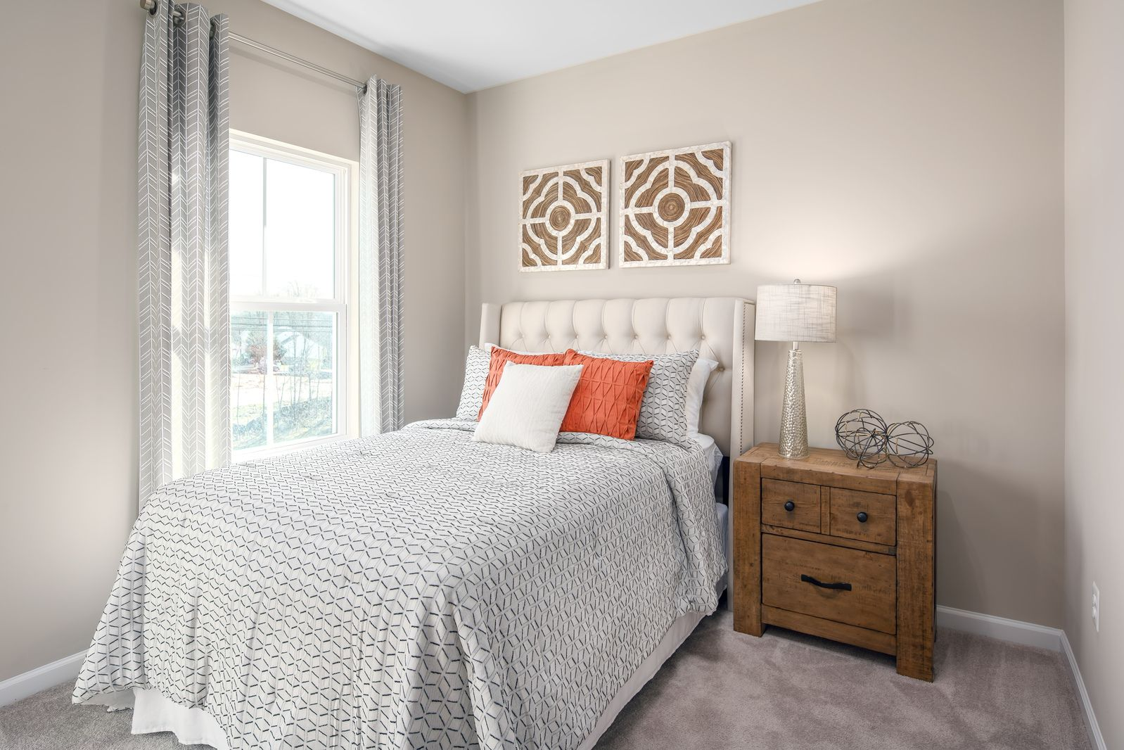 Bedroom featured in the Clarendon 3 Story By Ryan Homes in Baltimore, MD