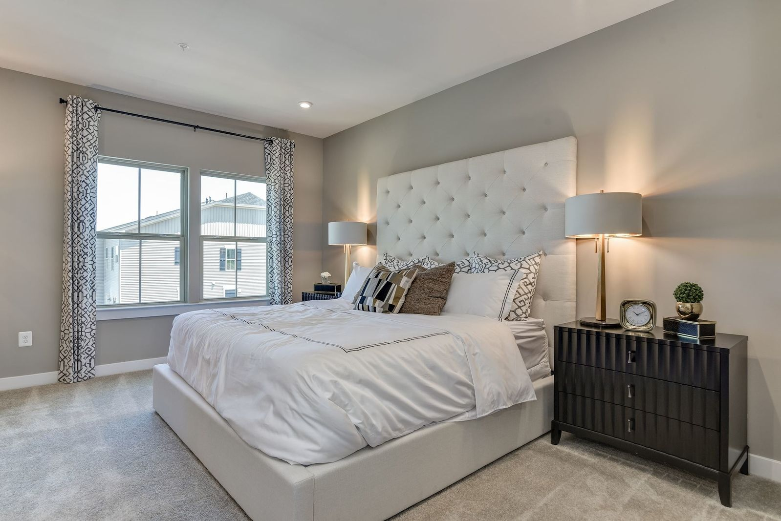 Bedroom featured in the Strauss Loft with Rooftop By Ryan Homes in Baltimore, MD