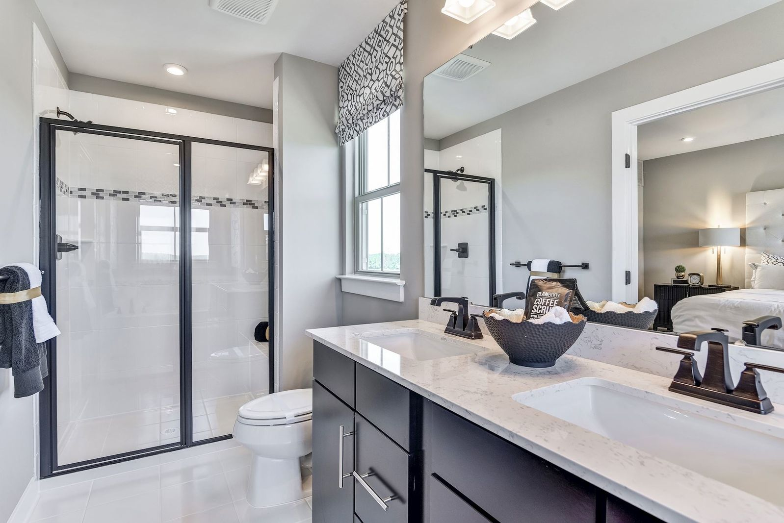 Bathroom featured in the Strauss Loft with Rooftop By Ryan Homes in Baltimore, MD