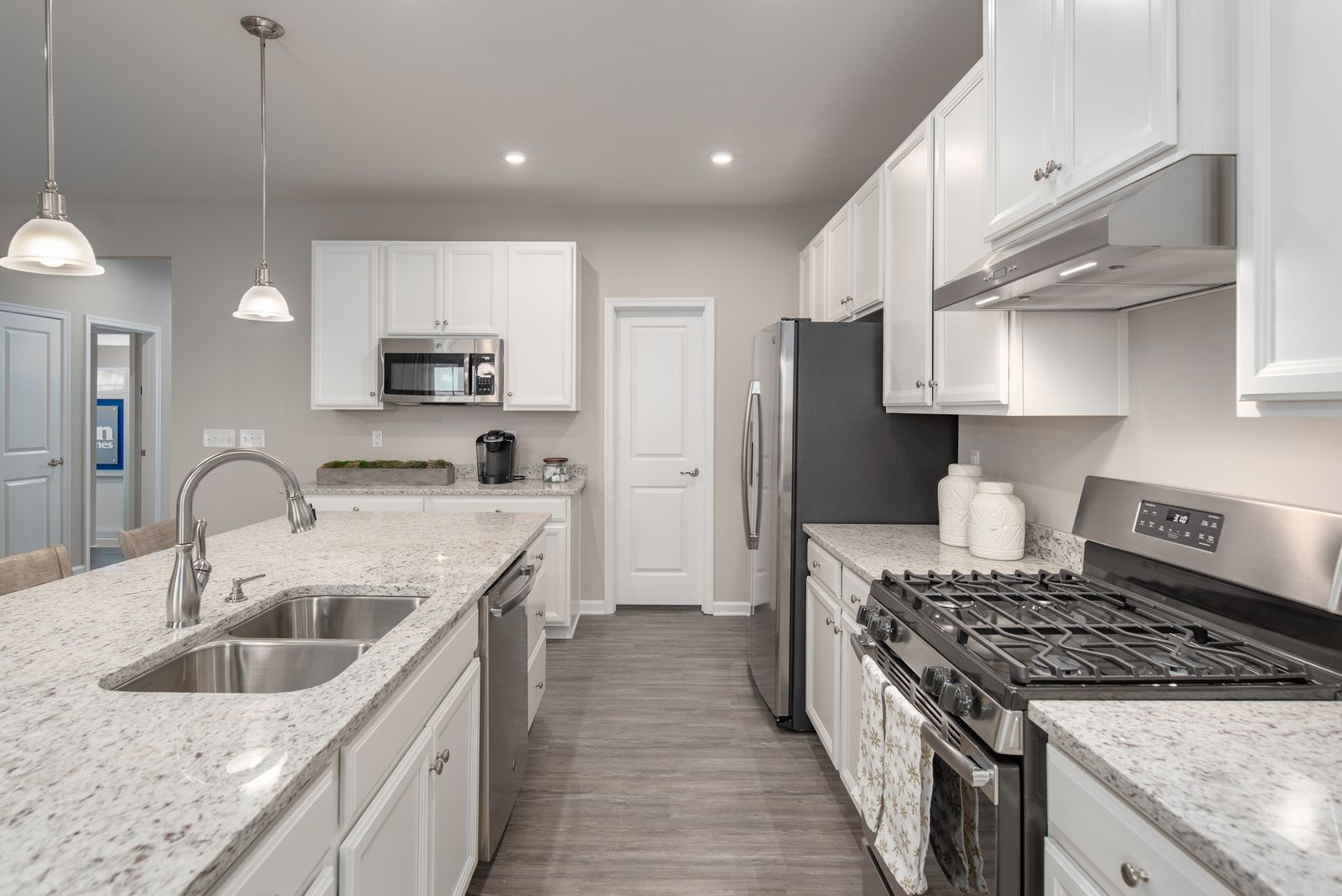 Kitchen featured in the Genoa By Ryan Homes in Indianapolis, IN