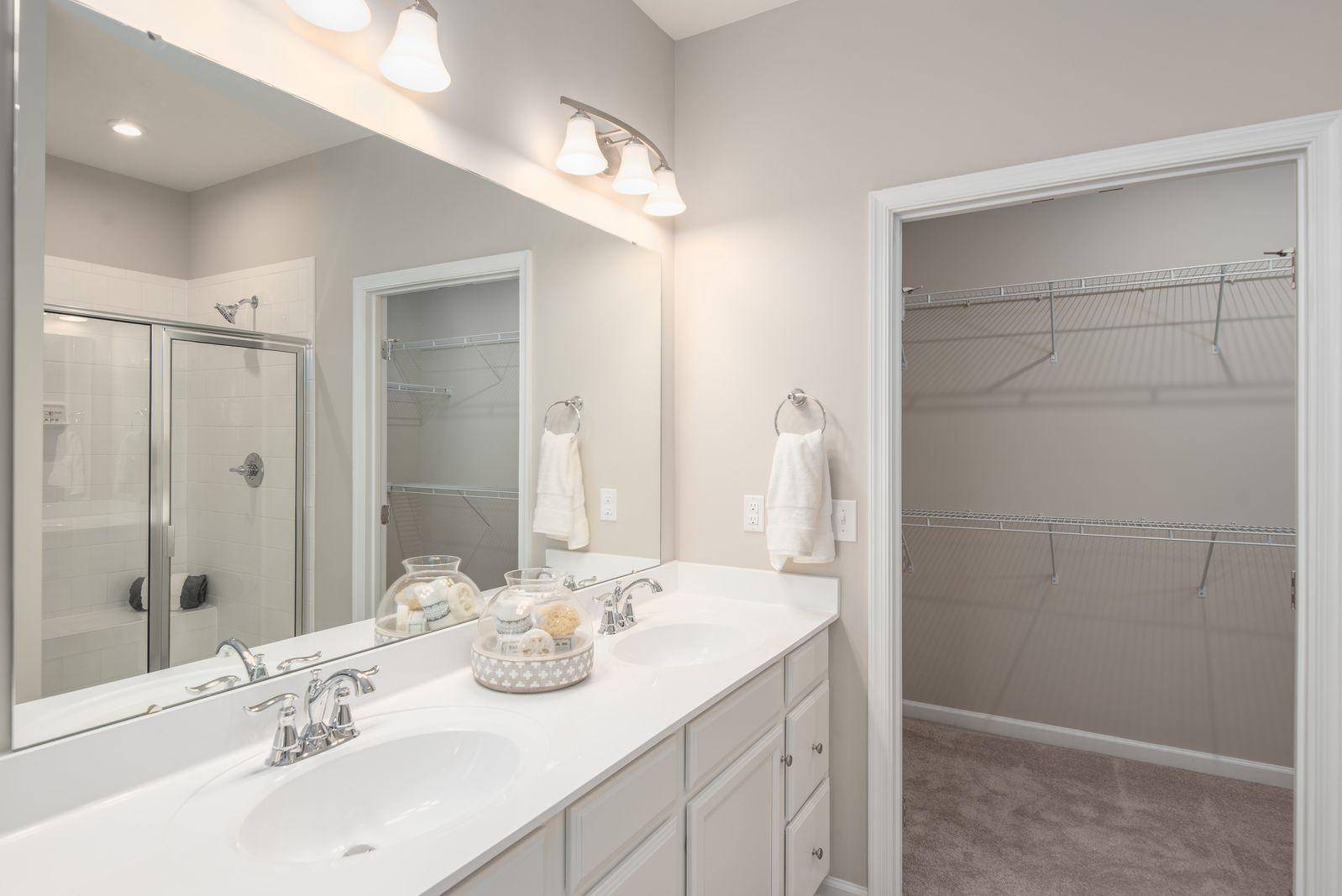 Bathroom featured in the Genoa By Ryan Homes in Cleveland, OH
