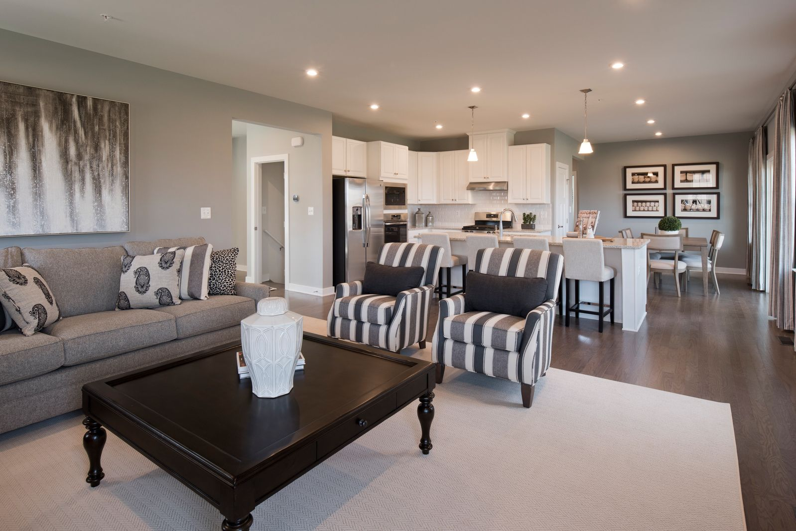 Living Area featured in the Roanoke By Ryan Homes in Richmond-Petersburg, VA